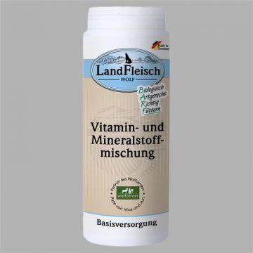 Landfleisch Wolf Vitamin-, Mineralmischung 250 g