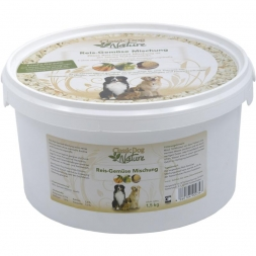 Classic Dog Nature Reis-Gemüse Mischung 1,5kg