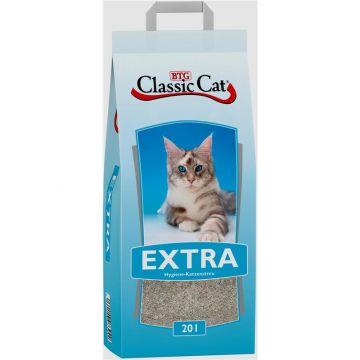 Classic Cat Katzenstreu Extra Attapulgit 20 Liter