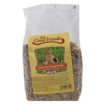 Classic Friends Universal Nagerfutter 1kg (Menge: 5 je Bestelleinheit)