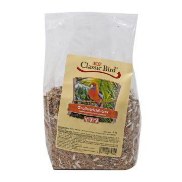 Classic Bird Großsittichfutter 1kg (Menge: 5 je Bestelleinheit)