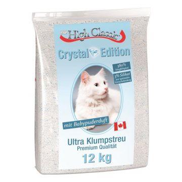 High Classic Cat Katzenstreu Crystal Edition 12kg