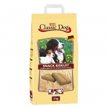 Classic Dog Snack Backwaren Hunde Biskuit 5kg