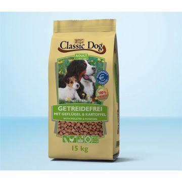 Classic Dog Geflügel & Kartoffel getreidefrei 15kg