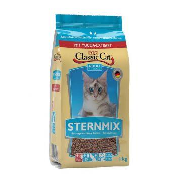 Classic Cat Trockenahrung Sternmix mit Yucca-Extrakt 1kg