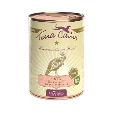 Terra Canis Dose classic Pute & Gemüse 400 g (Menge: 12 je Bestelleinheit)