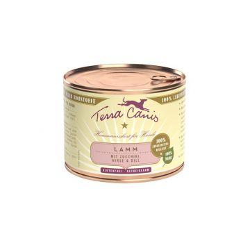 Terra Canis classic Lamm mit Zucchini, Hirse und Dill 200g (Menge: 12 je Bestelleinheit)