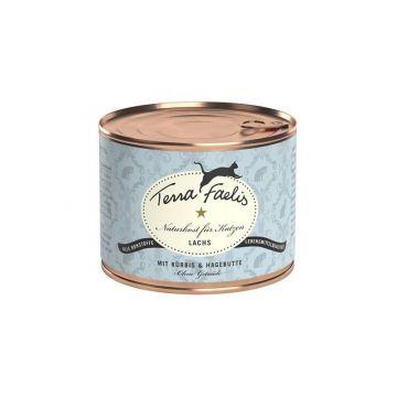 Terra Faelis Dose Lachs mit Kürbis 200 g (Menge: 12 je Bestelleinheit)
