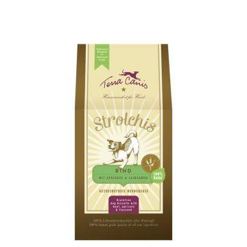 Terra Canis Snack Strolchis Rind getreidefrei 200 g