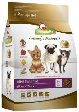 GranataPet Lieblings Mahlzeit Mini Adult Sensitive mit Ente 2kg