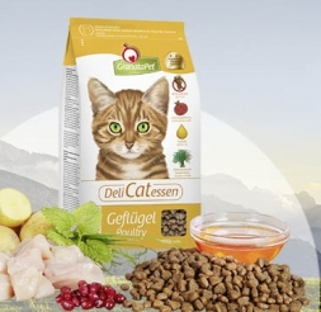 GranataPet DeliCatessen Geflügel Kitten 10kg