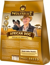 Wolfsblut African Dog small breed 15 kg