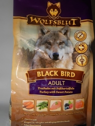 Wolfsblut Black Bird Adult 2kg