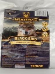 Wolfsblut Black Bird Senior 15kg