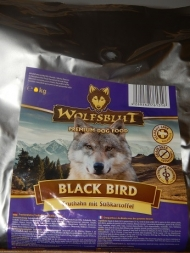 Wolfsblut Black Bird Small Breed 2kg