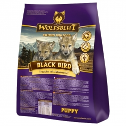Wolfsblut Black Bird Puppy 500g