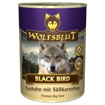 Wolfsblut Dose Black Bird 395g (Menge: 6 je Bestelleinheit)
