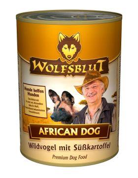 Wolfsblut Dose African Dog 395g (Menge: 6 je Bestelleinheit)