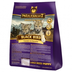 Wolfsblut Black Bird Puppy Large 2kg