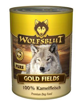 Wolfsblut Dose Gold Fields Pure 395g (Menge: 6 je Bestelleinheit)