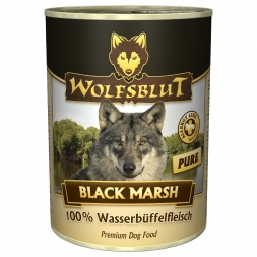 Wolfsblut Dose Black Marsh Pure 395g (Menge: 6 je Bestelleinheit)