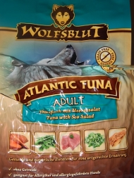 Wolfsblut Atlantic Tuna 2kg
