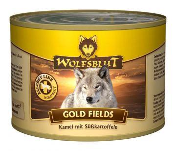 Wolfsblut Dose Gold Fields 200g (Menge: 6 je Bestelleinheit)