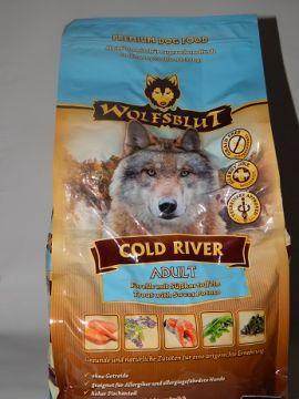 Wolfsblut Dose Cold River 395g (Menge: 6 je Bestelleinheit)