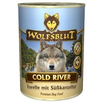 Wolfsblut Dose Cold River 200g (Menge: 6 je Bestelleinheit)