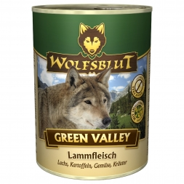 Wolfsblut Dose Green Valley 800g (Menge: 6 je Bestelleinheit)
