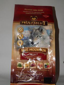 Wolfsblut Dose Blue Mountain 395g (Menge: 6 je Bestelleinheit)