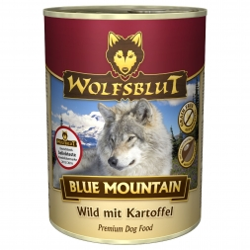 Wolfsblut Dose Blue Mountain 200g (Menge: 6 je Bestelleinheit)