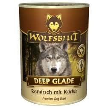 Wolfsblut Dose Deep Glade 395g (Menge: 6 je Bestelleinheit)