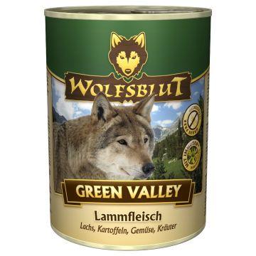 Wolfsblut Dose Green Valley 395g (Menge: 6 je Bestelleinheit)