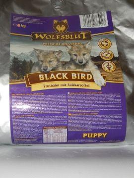 Wolfsblut Black Bird Puppy 15kg