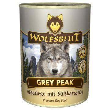 Wolfsblut Dose Grey Peak 395g (Menge: 6 je Bestelleinheit)