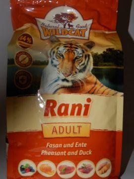 Wildcat Cat Rani 3 kg