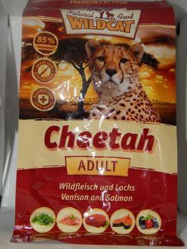 Wildcat Cat Cheetah 500 g