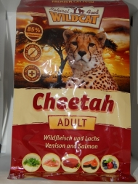 Wildcat Cat Cheetah 3 kg