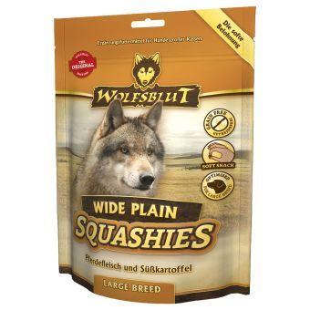 Wolfsblut Squashies Wide Plain Large Breed 300g