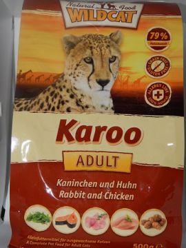 Wildcat Cat Karoo 500 g