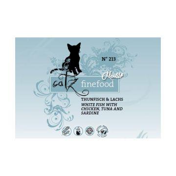 Catz finefood Mousse No 211 - 100g (Menge: 8 je Bestelleinheit)
