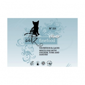 Catz finefood Mousse No 213 - 100g (Menge: 12 je Bestelleinheit)