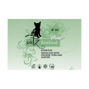 Catz finefood Mousse No 215 - 100g (Menge: 8 je Bestelleinheit)