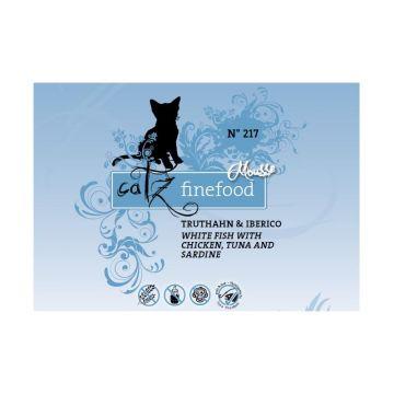 Catz finefood Mousse No 217 - 100g (Menge: 8 je Bestelleinheit)
