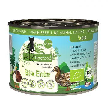 Catz finefood Dose Bio No. 505 Ente 200g (Menge: 6 je Bestelleinheit)