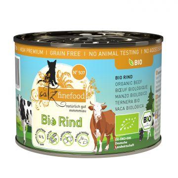 Catz finefood Dose Bio No. 507 Rind 200g (Menge: 6 je Bestelleinheit)
