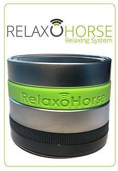 RelaxoHorse, neuartiges Entspannungssystem für Pferde