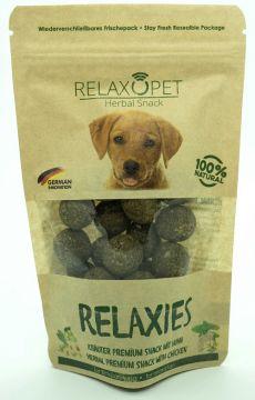 Relaxodog Herbal Snack Relaxies 100g
