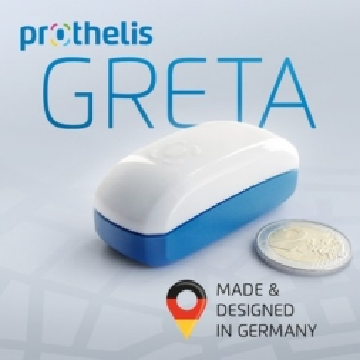 Greta Ortungssystem by Prothelis